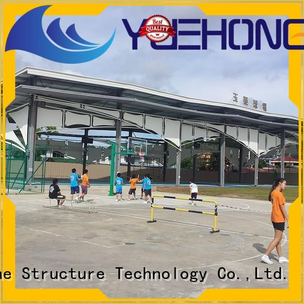 magnificent car parking shades design fabric awnings for volleyball courts