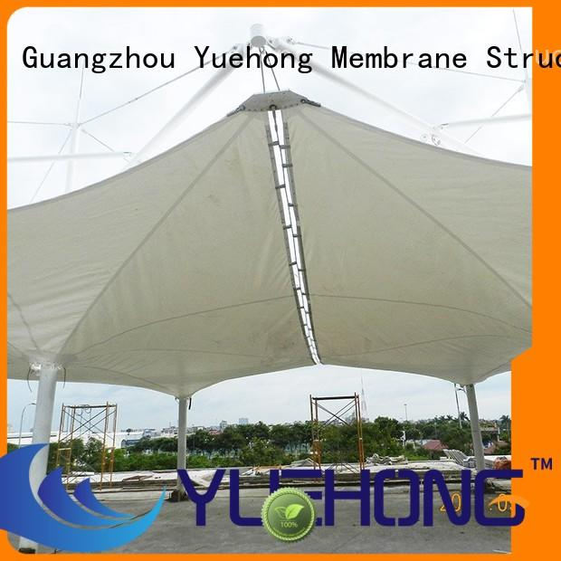 Yuehong event outdoor structures shelters & canopies large span for gymnasiums
