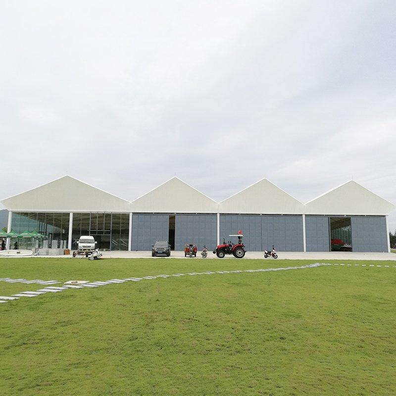 Large-Scale Comprehensive Industrial Warehouse Awning