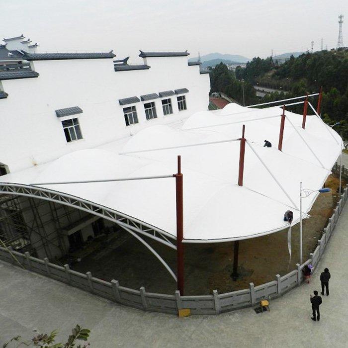 Architecture tent membrane structure canopy