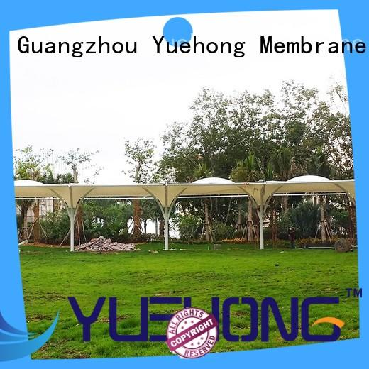 high quality membrane structure architecture building natural lighting for swimming pools