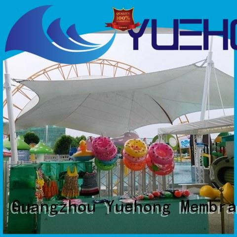 stable fabric shade structures awning high quality for gazebos