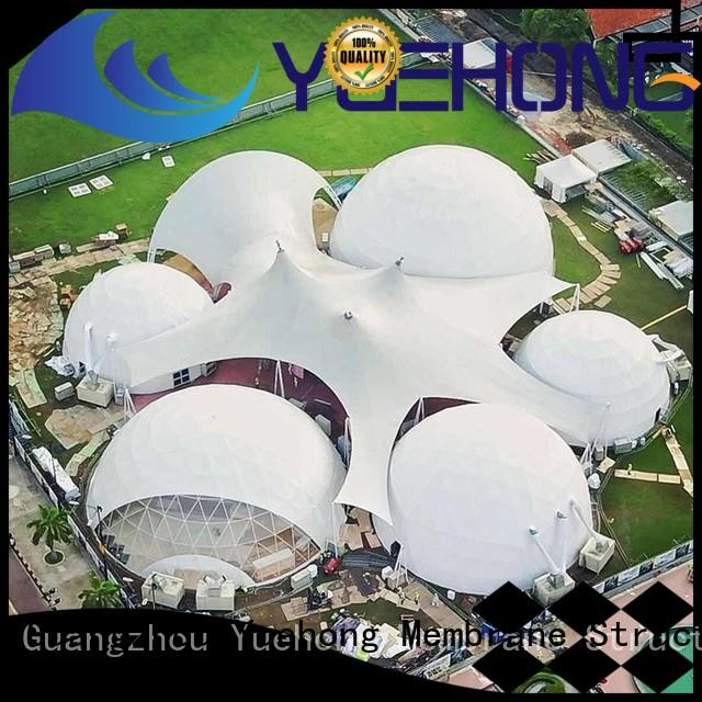 Yuehong stable fabric structures stable structure for playgrounds