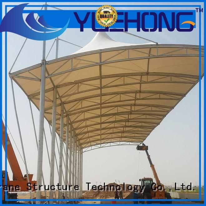 architectural tensile membrane structure basketball on sale for basketball courts